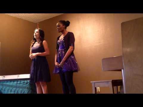 No Greater Love cover by Melody Mohnhaupt and Lisette Ngaleo
