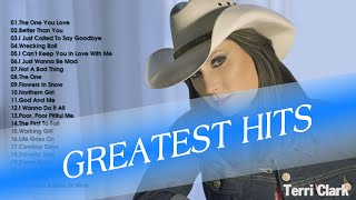 Terri Clark Greatest Hits | Best Of Terri Clark