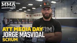 Jorge Masvidal Prefers 'Masterpiece' Nate Diaz Fight Over Title Shot - MMA Fighting