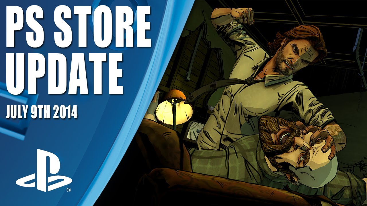 New on PlayStation Store: The Wolf Among Us, Mousecraft and more