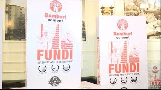Bamburi Cement has launched a low cost cement targeted at single