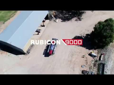 Най-голямата самоходна пръскачка в света - новата HARDI RUBICON