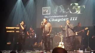 3T Live in Amsterdam (Melkweg) - September 2016 - I Need You HD