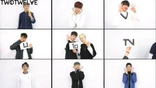 [ENGSUB] UP10TION U10TV ep59 - Who Will Win Curious WeiPD's Hide & Seek