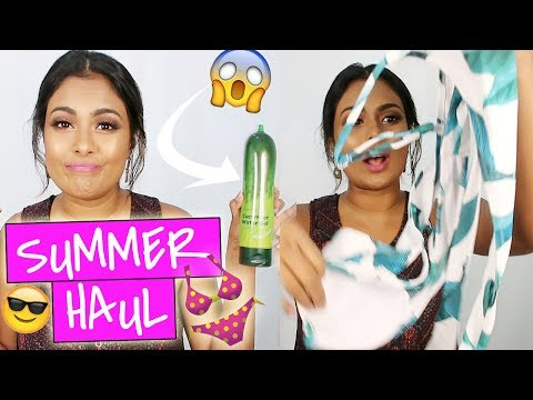 Summer Haul: Cheap BIKINI, Korean BEAUTY, Shein REVIEW, Jimmy Choo