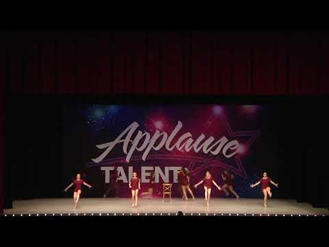 IDA People's Choice // Walk It Off- Footnotes Dance & Acrobatics [Chattanooga] 2018