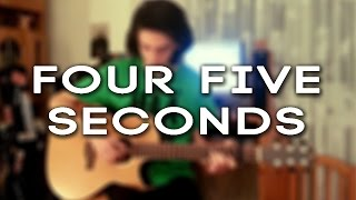Four Five Seconds by Albert Gyorfi