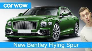 Bentley Flying Spur 2019 - dabar