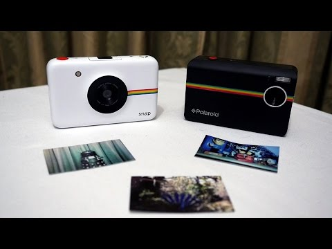 Polaroid SNAP - My Review + Polaroid Z2300 vs Snap