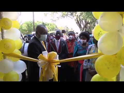 Lira city inaugurated amid pomp and fanfare