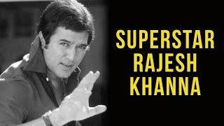 Rajesh Khanna: India's First Superstar   Tabassum Talkies