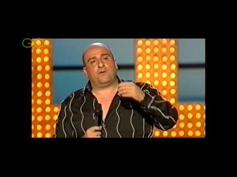 Omid Jalili's Stand-Up Comedy