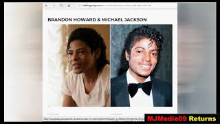 MORE PROOF B Howard is Michael's Biological Son, with Siggy Jackson! Part 20