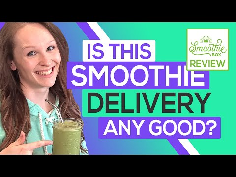 🥤 SmoothieBox Review 2020: Flash Frozen Smoothies for Maximum Freshness & Nutrition? (Taste Test)