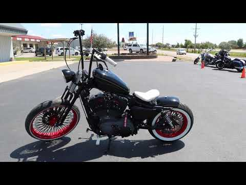 2008 Harley-Davidson Sportster® 1200 Nightster® in Carroll, Iowa - Video 1