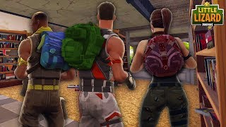 FIRST DAY OF FORTNITE SCHOOL OF NOOBS- FORTNITE SHORT FILMS
