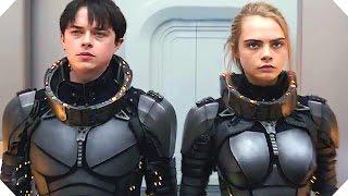 VALERIAN (Sci Fi Movie, 2017)   TRAILER