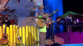 "Jimmy Buffett ""Something About a Boat"" (clip)"
