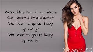 Hailee Steinfeld & Bloodpop® - Capital Letters (Lyrics)