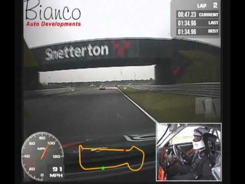 Snetterton 200 2014 – Practice – Tom Herbert