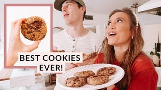 how to make great chocolate chip cookies