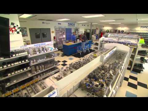 Tipco Technologies: Convenience and Inventory