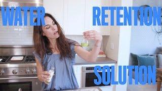 WATER RETENTION SOLUTION