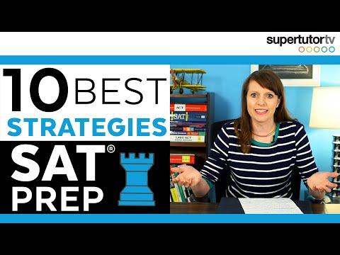 SAT® Prep: 10 BEST Strategies for Reading, Writing & Language ...