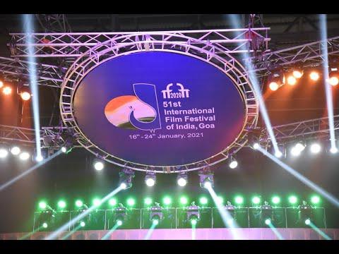 51st International Film Festival of India - Opening Ceremony - IFFI 2021