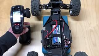 FlySky FS-GT5 - मुफ्त ऑनलाइन वीडियो