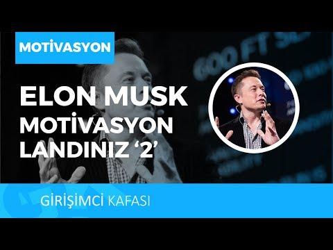 MOTİVASYONLANDINIZ 2! [Elon Musk - #FalconHeavy]