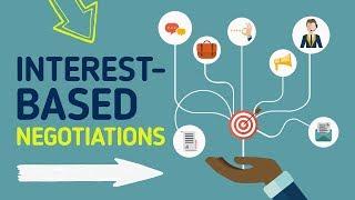 Negotiation tutorial - Interest-based bargaining (Expanding the pie, integrative negotiations)