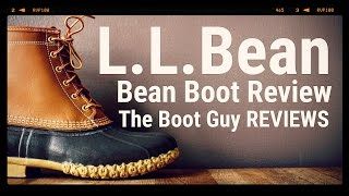 L.L.Bean Boots, 8 Gore-Tex/Thinsulate Item #: TA212080 [ The Boot Guy Reviews ]