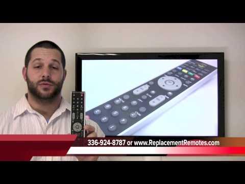 ANDERIC RRVUR6 Vizio TV Remote Control