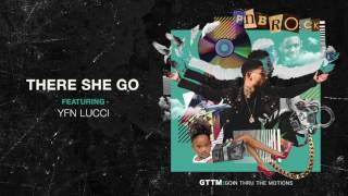 There She Go (Audio) - PnB Rock (Video)