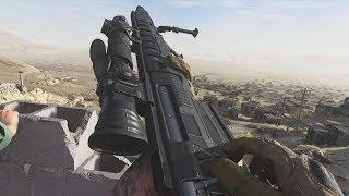 Sniper Mission - Call of Duty Modern Warfare