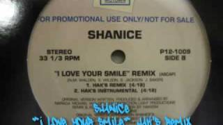 Shanice - I Love Your Smile (Hak's Remix) (1991)