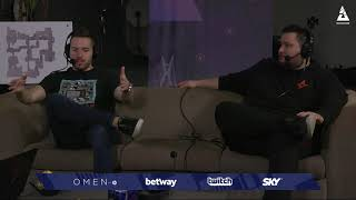 Coach Couch | BLAST Backstage - BLAST Pro Series São Paulo - Frankie, moses, YNk and zonic