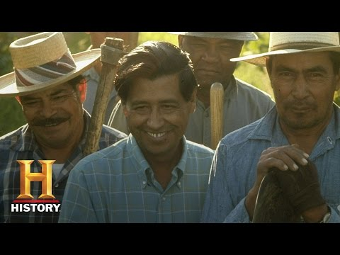 Cesar Chavez: American Civil Rights Activist - Fast Facts | History