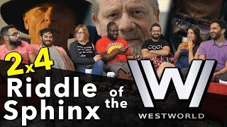 Westworld - 2x4 Riddle of the Sphinx - Group Reaction