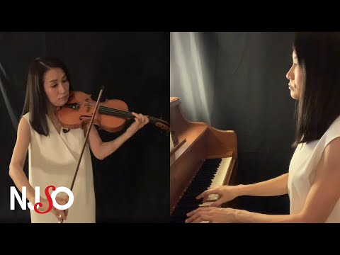 """Maya plays """"The girl with the flaxen hair"""" by Debussy"""