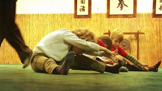 """La vidéo de présentation de la section """"baby-kungfu"""" !!"""