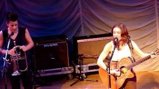 Ani DiFranco & Melissa Ferrick - Overlap (2011-11-19) NYC