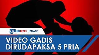 Video Seorang Gadis Dirudapaksa Lima Pria di Tulungagung Tersebar, Korban dalam Pengaruh Alkohol