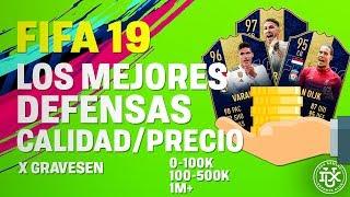 FIFA 19: Los Mejores DEFENSAS Calidad/precio Por Gravesen