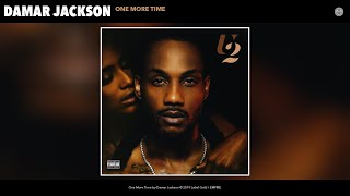 Damar Jackson   One More Time (Audio)