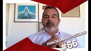PANORAMA DO SEGURO RECEBE GUSTAVO DORIA