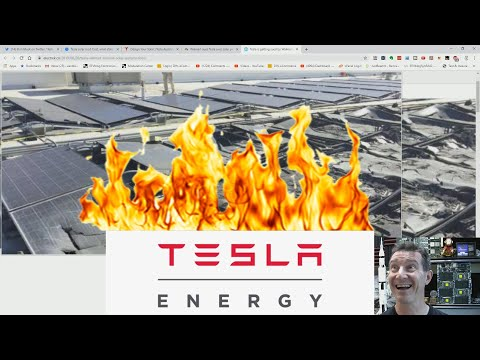 eevBLAB #64 - Tesla Solar City Panels Are CATCHING ON FIRE!