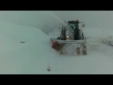 Maltempo: neve, gelo e tormenta • Nove da Firenze