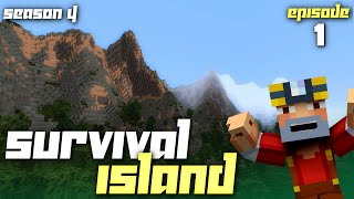 Minecraft: Survival Island - Season 4 (Episode 1 - The New Adventure)